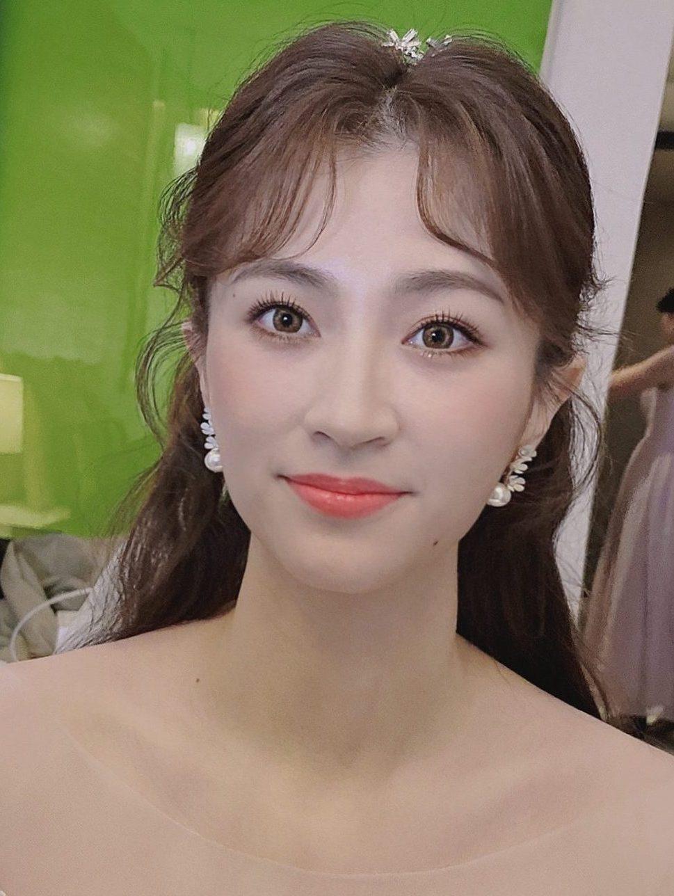 新竹新秘 新娘造型 白紗造型 公主頭 新娘髮型