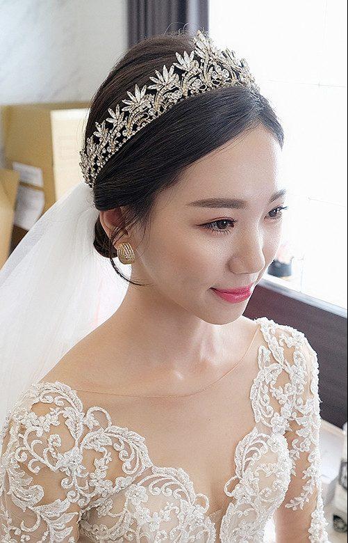 新竹新秘 新娘造型 白紗造型