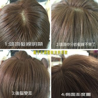 離子夾教學髮根與髮流矯正